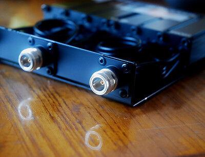 3Pcs 50W UHF 6 Cavity Duplexer N Connector FREE tune radio repeat 380-520Mhz