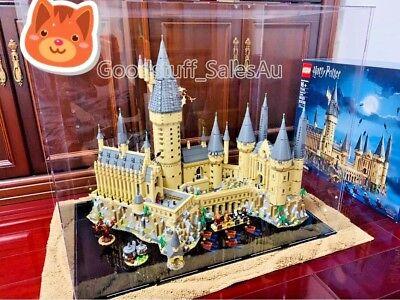 ONBRICK LEGO Hogwarts Castle 71043 Acrylic Display Case Made in Aus