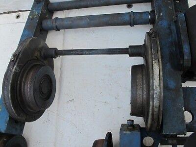 Demag Laufkatze Laufwagen Fahrwerk für Kranzug Kettenzug Kran Hallenkran #16369 9