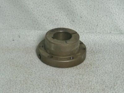 "(#0950)  QD Bushing,  1"" bore, Large diameter of taper ~1.88"" 2"