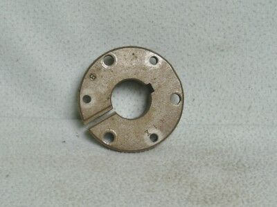 "(#0950)  QD Bushing,  1"" bore, Large diameter of taper ~1.88"" 3"