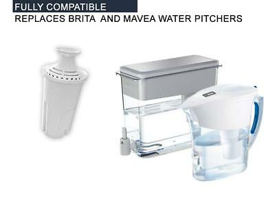GoldTone Brand Charcoal Water Filters replaces Brita and Mavea Water Filters 3