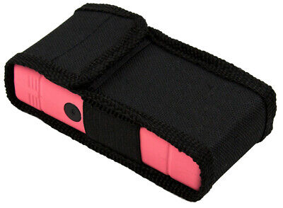 STUN GUN POLICE 800 Pink Mini Rechargeable LED Flashlight 8
