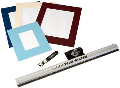 424-1 Logan Mat Cutter 600mm (24'') Team System Plus For Picture Framing 2