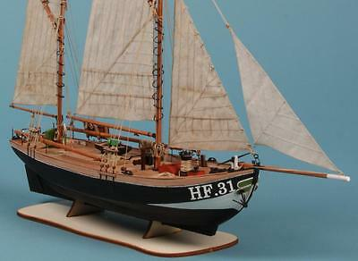 Exquiste Wooden Model Ship Kit By Dusek The Maria Hf31