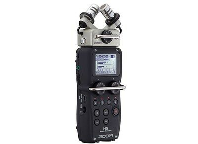 Zoom H5 Portable Professional Media Audio Recorder 3