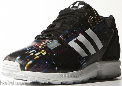 891fb7fbe78d3 ... Adidas ZX FLUX TOKYO CITYSCAPE Running 8000 TORSION Boost gym Shoes~Womens  sz 10 8