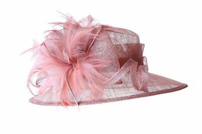 New Large Headband Aliceband Hat Fascinator Wedding Ladies Day Races Royal Ascot 2