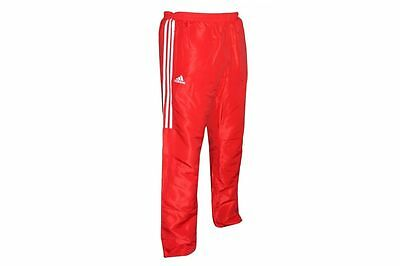 Adidas Tracksuit Bottoms Pants Martial Arts Jogging Sports Trousers Kids Mens 5