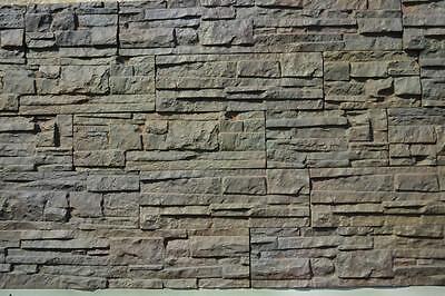 Set 5 pz Stampi per Cemento Gesso parete di piastrelle di pietra stampo #W01