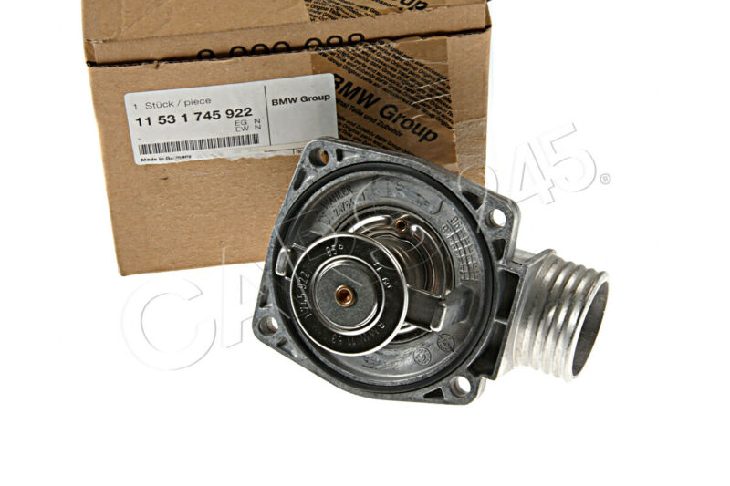 Genuine BMW E28 E30 Sedan Engine Coolant Thermostat OEM 11532241630