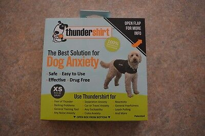 Thundershirt for Dogs. Calming Jacket for storms, anxiety,Barking. 3 colours 4