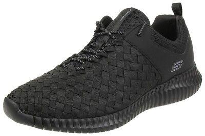 SKECHERS ELITE FLEX BELSER Herren Sneaker Fitness Schuhe BBK