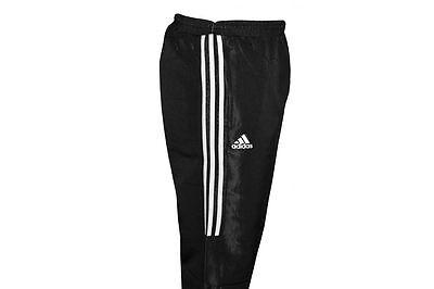 Adidas Tracksuit Bottoms Pants Martial Arts Jogging Sports Trousers Kids Mens 2
