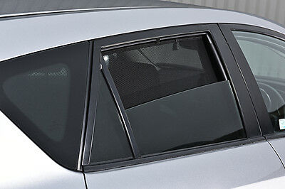 AUDI A6 AllRoad 1997-04 UV CAR SHADES WINDOW SUN BLINDS PRIVACY GLASS TINT BLACK