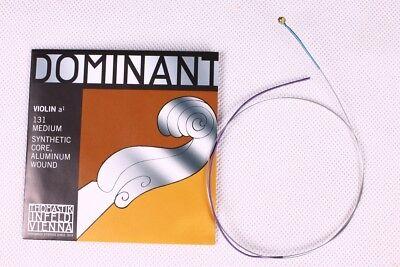 New Thomastik Dominant 135B Violin String 4/4 Full Set Free Shipping G D A E 6