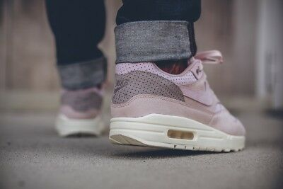 NIKE AIR MAX 1 Pinnacle Arctic Pink Pearl Silt Red Lilac 7 8 41 pack supreme cdg