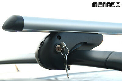 Menabo Brio Aluminium für Toyota RAV 4 Typ XA2 II NEU inkl Dachträger EBA