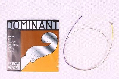 New Thomastik Dominant 135B Violin String 4/4 Full Set Free Shipping G D A E 2