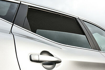 CAR WINDOW SUN SHADE BABY SEAT CHILD BOOSTER BLIND UV Mercedes B Class 5dr 2012