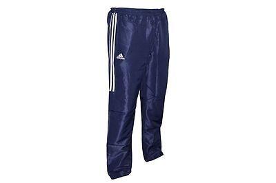Adidas Tracksuit Bottoms Pants Martial Arts Jogging Sports Trousers Kids Mens 7
