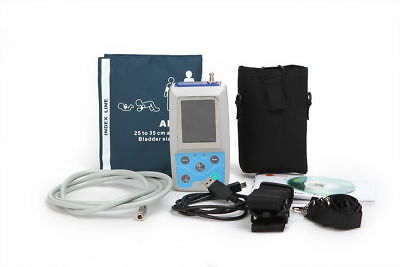 CONTEC Ambulatory Blood Pressure Monitor ABPM50 24h NIBP Holter +Software CE&FDA 3