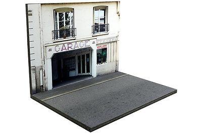 Diorama Garage parisien / Parisian garage - 1/43ème - #43-2-B-B-017 5