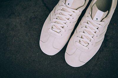 brand new 7df9d 50f4f ... NIB Adidas Consortium x Saint Alfred Gazelle GTX Sneakers Ivory Off  White BB0894 12