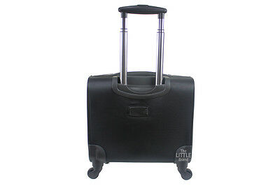 1 Of 11free Shipping Wheeled Laptop Briefcase Business Office Bag Trolley Case Travel Cabin 814