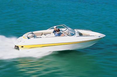 BOAT COVER FITS Bayliner 1850 Capri LS BR 1991 1992 1993 1994 1995 TRAILERABLE
