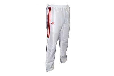 Adidas Tracksuit Bottoms Pants Martial Arts Jogging Sports Trousers Kids Mens 6