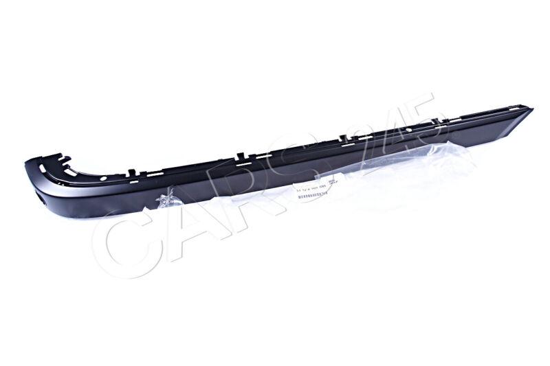 Driver /& Passenger Bumper Impact Strip Molding For 95-01 BMW 740iL 97-01 740i