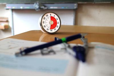 Time Zeit Timer MIT NAMENSDRUCK Autismus ADHS Geschenk für Lehrer FASD MiniMal