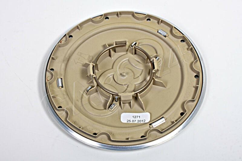 Original Avus silver Felgendeckel Raddeckel Abdeckung AUDI A3 A4 A6 A8 C5 97-03