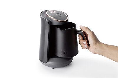 Arzum Okka Minio OK004-K Automatic Turkish/Greek Coffee Maker/Machine, Bk/Silver 6