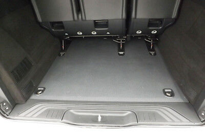 Für Mercedes V-Klasse W447 Original TFS Premium Kofferraumwanne Antirutsch Matte