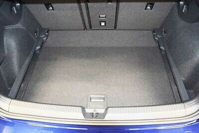 Laderaumwanne Opel Corsa E mit vertiefte Ladefläche Kofferraumwanne Matte