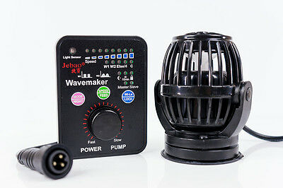 Jebao RW4,RW8,RW15,20 Wave Maker & Controller For Coral Reef Aquarium Fish Tank