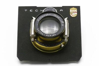 Objectif chambre 4x5 Euryscopic Extra Rapid N° 2 Technika- Linhof 2