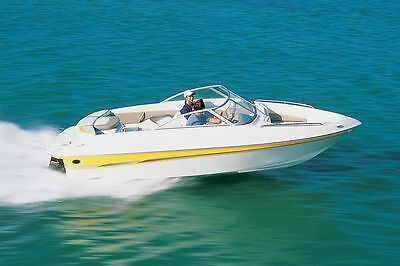 NEW BOAT COVER Fits Lund 1600 Angler Dlx Side Console O/b 1992-1996