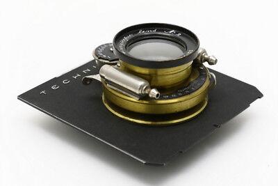 Objectif chambre 4x5 Euryscopic Extra Rapid N° 2 Technika- Linhof 5