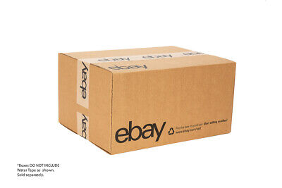 "NEW EDITION eBay-Branded Boxes With Black Color Logo 16"" x 12"" x 8"" 2"