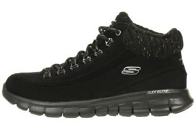 SKECHERS SYNERGY WINTER Nights Boots Women's Winter Shoes
