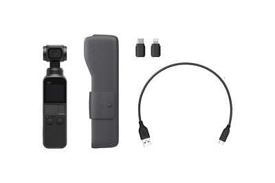 DJI Osmo Pocket Gimbal Handheld 3 Axis Stabilizer. IN STOCK NOW. READY TO SHIP.