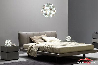 ILLUMINAZIONE CAMERA DA letto Lampadario design moderno 35cm ...