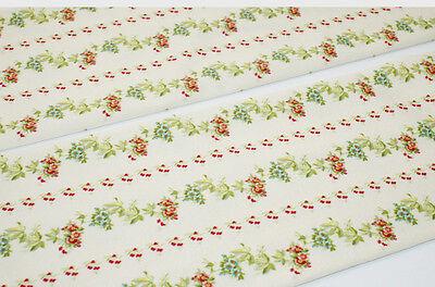 bfc7e6d74b9 ... Retro Cream Red Floral Stripe Opaque Tights Lolita Victoriana Steampunk  Harajuku 4