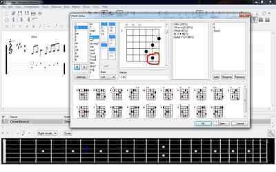 Guitar guitar tablature writer : Guitar : guitar tablature editor Guitar Tablature Editor plus ...