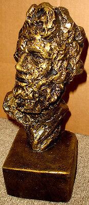 Zeus God Olympus Greek Roman Jupiter Mask Bust 17024 5