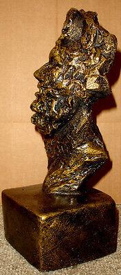 Zeus God Olympus Greek Roman Jupiter Mask Bust 17024 7