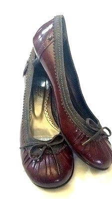 ... Prima Donna - ballerine - marroni - lunghe 26 cm circa - tacco 3 c474034cca2
